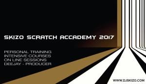 Skizo Scratch Academy 2017: Scuola Italiana per Dj e Producers
