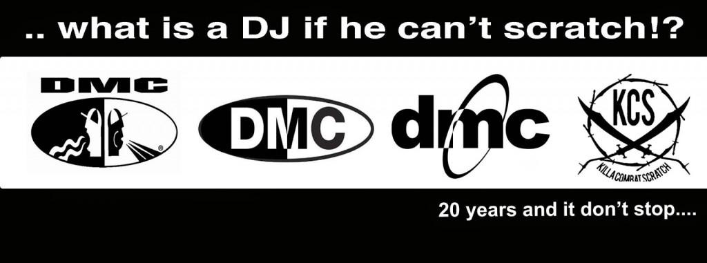 DMC / KILLA COMBAT SCRATCH