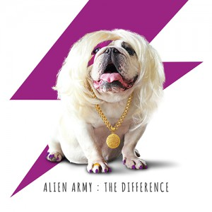 Alien Army - The difference