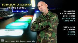 DJ Skizo | Skizo Academy | Corsi DJ e producer a Milano e online